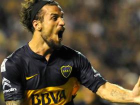 Boca Juniors, Bombonera, esordio Osvaldo, gol Osvaldo, Inter, Juventus, osvaldo, Osvaldo gol, Osvaldo gol all'esordio, Pablo Daniel Osvaldo, Roma
