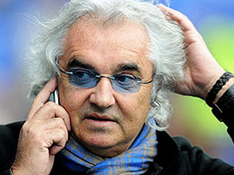 Fisco, a Briatore 18 mesi in Appello