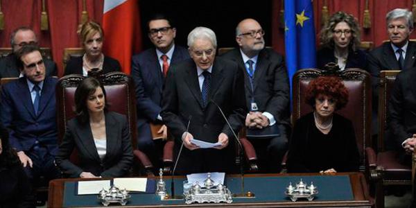 Neonata morta, l'incredulità del presidente Mattarella
