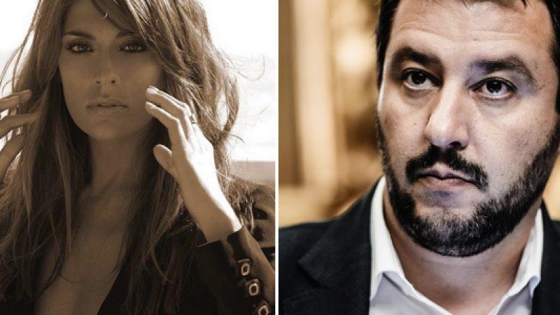 Gossip, aria di crisi tra Elisa Isoardi e Salvini?