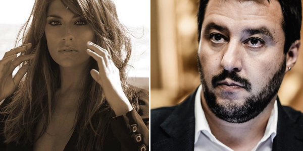 Gossip, Elisa Isoardi riceve un mazzo di rose: le ha mandate Salvini?