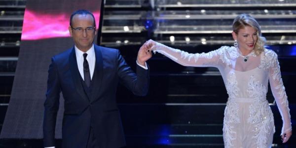 Sanremo 2015, gli ascolti della prima serata: 49% di share e 1 milione di telespettatori in più