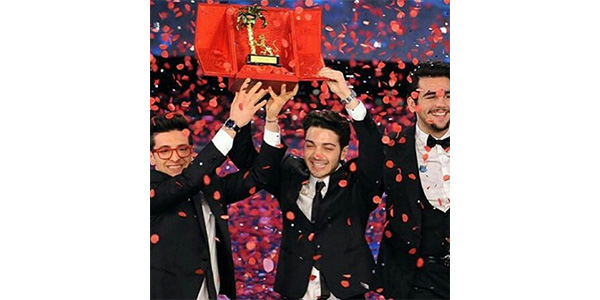 """""""Il Volo"""" rappresenterà l'Italia all'Eurovision Song Contest"""