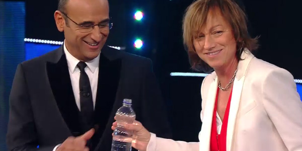 """Sanremo 2015, Gianna Nannini non ci arriva. E nasce il """"momento stecca"""""""
