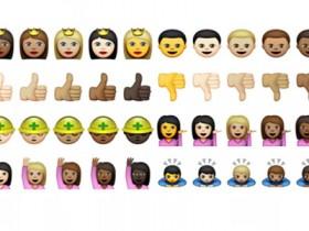 nuove emoji apple multietniche gay friendly razzismo