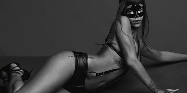 "Rihanna fetish per la rivista ""AnOther"" /FOTO"