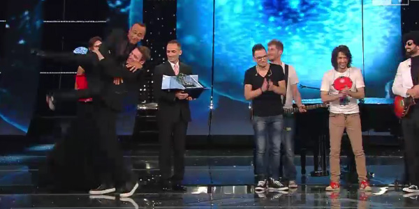 Sanremo, share al 47,82% per la quarta serata | Oltre 9 milioni gli italiani incollati allo schermo