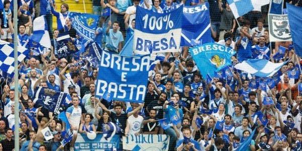Serie B, pari fra Brescia e Bari: Brienza risponde a Caracciolo. Paura per uno steward colto da malore