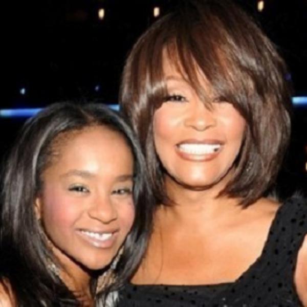 Morte cerebrale per la figlia di Whitney Houston