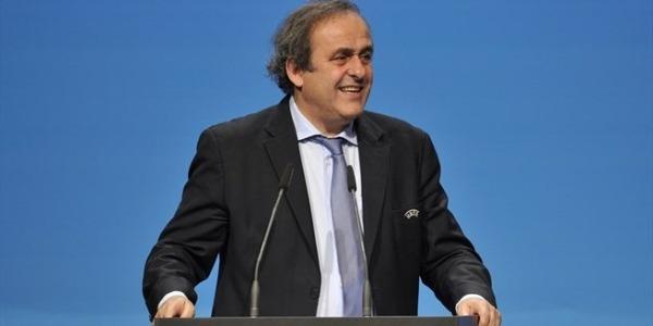 Platini confermato presidente dell'Uefa   L'ex campione della Juve è al terzo mandato