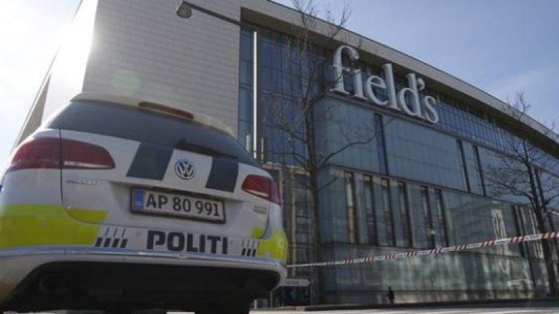 Copenaghen, spari in un centro commerciale |Ci sono tre feriti. Tre gli arresti