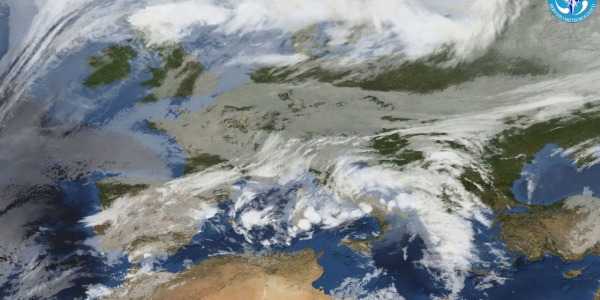 Torna il maltempo sull'Italia | Prevista pioggia almeno fino a mercoledì 25