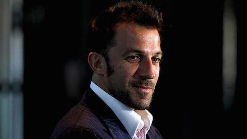 """Del Piero applaude la Juve: """"Complimenti ragazzi, siete grandi"""""""