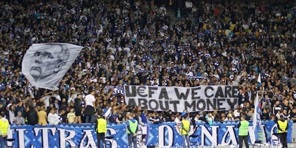 Fiorentina, a Kiev contro la Dinamo si giocherà a porte chiuse?