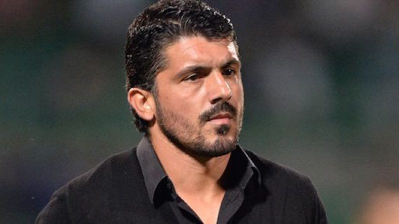 Milan, spunta Gattuso in caso di esonero di Montella