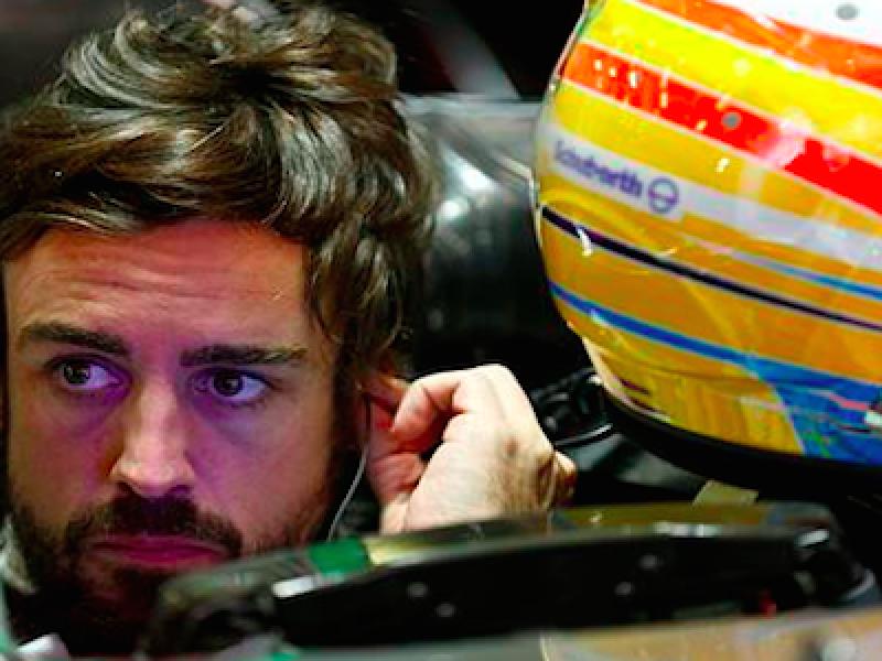 alonso, Alonso dà forfait, Alonso salta Melbourne, f1, Fernando Alonso, ferrari, Formula 1, Formula uno, gp melbourne, Gran Premio Melbourne, incidente Alonso, infortunio Alonso, Melbourne, mercedes, Gp Melbourne