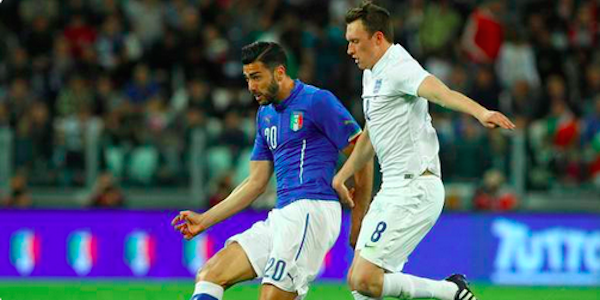 Mario Balotelli dopo Italia-Spagna: