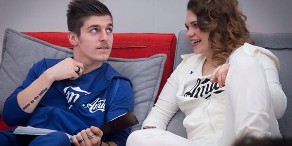 Amici 14, puntata sabato 7 marzo 2015: Cristian e Mattia Briga conquistano la maglia del serale