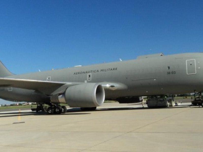 boeing aeronautica militare, ciampino, tunisia, salme in italia