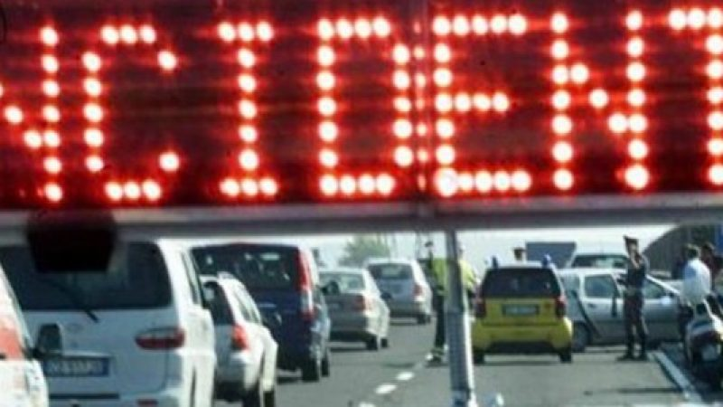 Campobasso, schianto mortale sulla statale 647 | Traffico in tilt, sul posto il personale dell'Anas