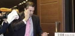L'ambasciatore Usa Mark Lippert, ferito in Corea del Sud