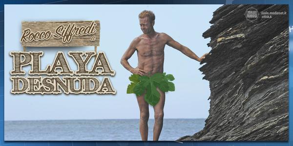 Isola dei Famosi 10: Rachida è stata eliminata, Rocco si spoglia, ma non dietro il paravento…
