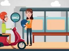 app scooterino roma