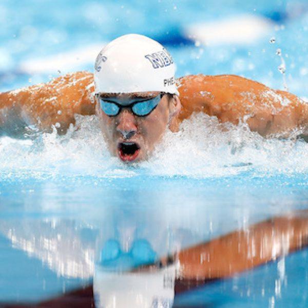 Boomer Robert, leggenda Michael Phelps, Masato Sakai, Michael Phelps, ori Michael Phelps, Phelps, Rio 2016, rio2016, Tamas Kenderesi