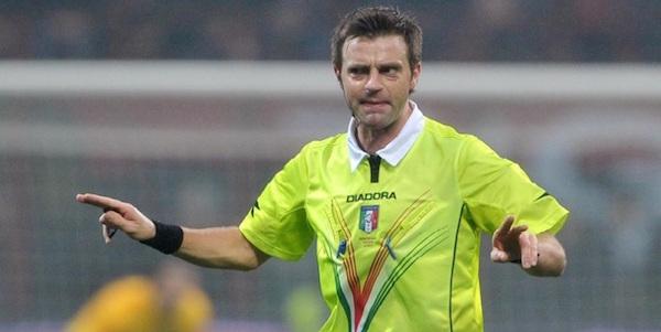 Serie A, gli arbitri della 38esima giornata: Rizzoli dirige Milan – Roma, Palermo – Verona ad Irrati