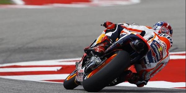 Moto Gp America, Marquez stravince: fenomeno. Dovizioso secondo, Rossi terzo, Iannone quinto