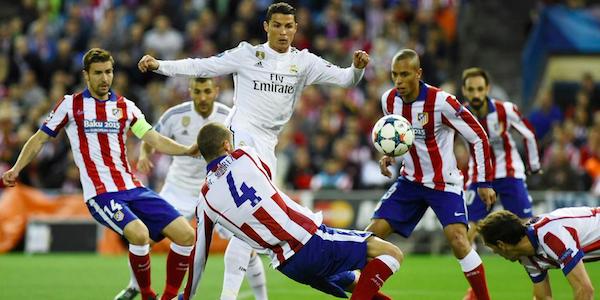 L'Atletico è un muro, il Real non passa: 0-0 nel Clásico