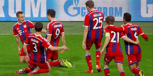 Immenso Bayern, Porto annientato 6-1. Neymar illumina il Barça, Psg fuori (2-0)