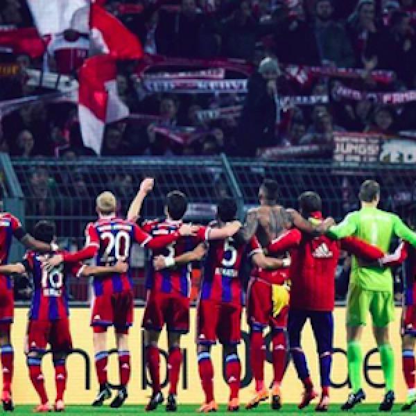 Bundesliga, Bayern Monaco nella storia: quinto titolo consecutivo!