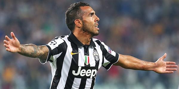 """Tevez ci crede: """"La Juve può vincere la Champions. Futuro? Spero nel Boca"""""""