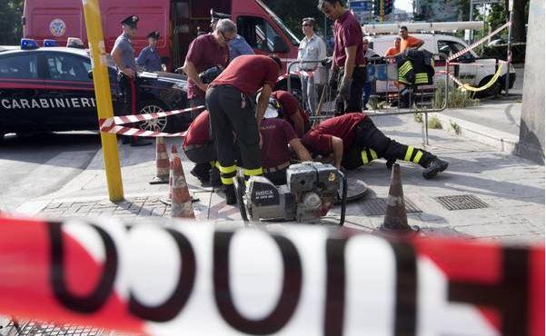 Barletta, la Procura indaga sulla fuga di gas | Fuori pericolo le tre persone ferite