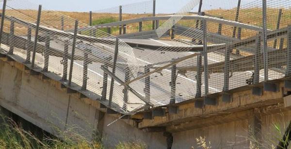 Pilone crollato sulla A19, Sicilia spaccata in due   E Crocetta spara a zero contro Roma
