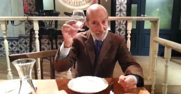 Chi è Luca Maroni, il nuovo giudice di Cuochi e fiamme