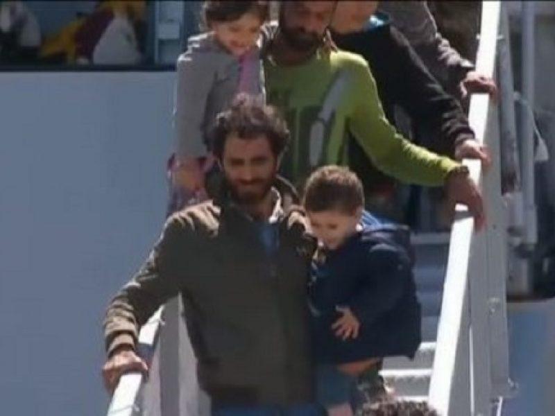 migranti sbarcano catania, sbarco migranti, sbarco migranti 1 luglio catania, Sbarco migranti catania