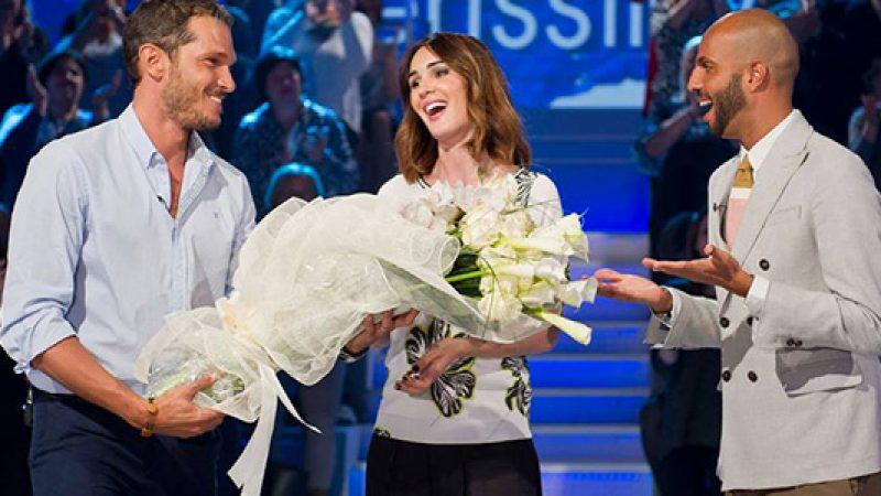 Silvia Toffanin è di nuovo incinta: l'annuncio in diretta tv