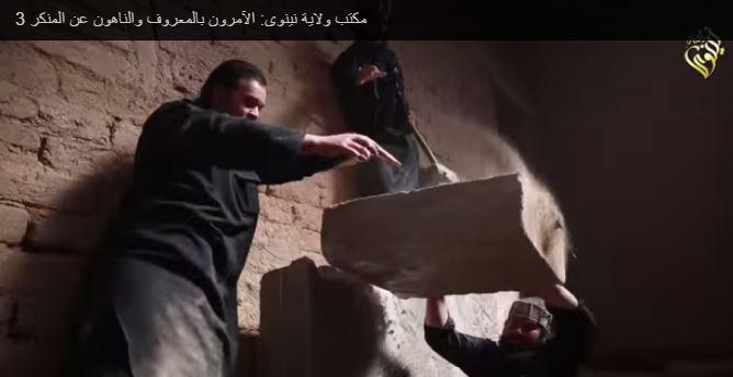 "Iraq, in un <u><b><font color=""#343A90"">VIDEO</font></u></b> Isis la distruzione di Nimrud| L'Unesco: ""È un crimine di guerra, una barbarie"""