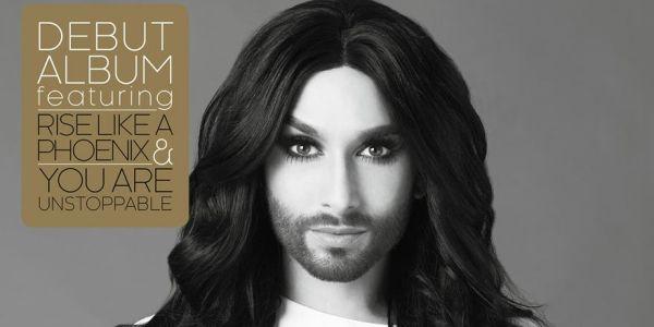 Conchita Wurst, esce il primo album della drag queen austriaca