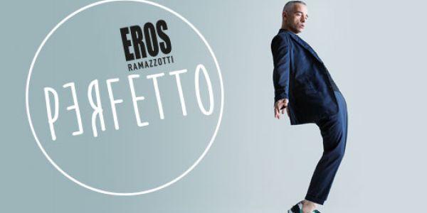 """Eros Ramazzotti scala le classifiche col suo nuovo album """"Perfetto"""""""