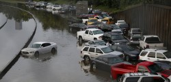 Forti piogge negli Stati Uniti