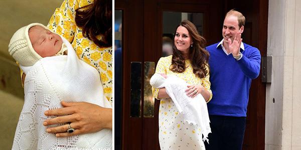 La Royal Baby Si Chiama Charlotte Elizabeth Diana on Kensington Palace William And Kate Home