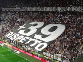 37a giornata di Serie A, coreografia +39, coreografia Heysel, coreografia Juve-Napoli, coreografia Juventus-Napoli, Heysel, Juve, Juve-Napoli, Juventus, Juventus-Napoli, Napoli, serie A, vittime dell'Heysel