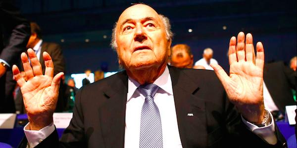 Fifa, Joseph Blatter e Irina Shayk avrebbero avuto una relazione
