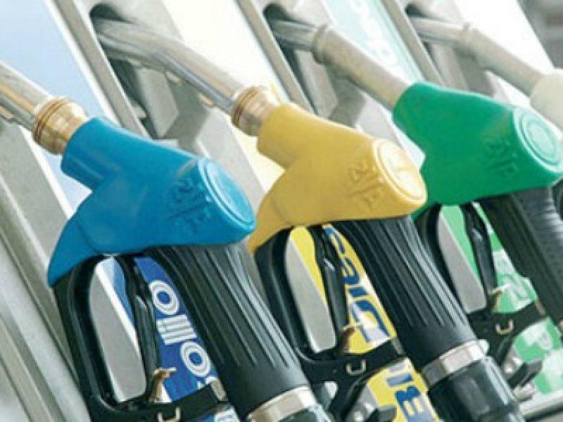 petrolio scende, prezzi benzina, prezzo verde, prezzo gasolio, prezzo carburanti, benzina Italia