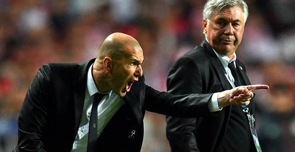 Real, Ancelotti andrà via. Zidane in pole position