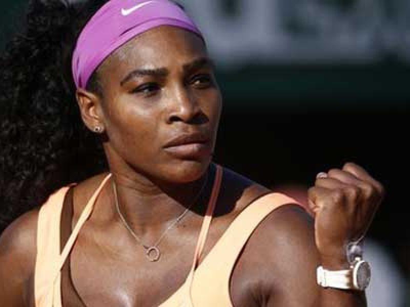 Serena Williams Roma