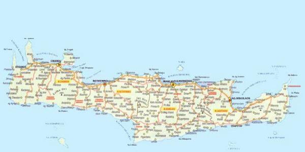 Creta, terremoto di magnitudo 5.3   L'epicentro localizzato nel Peloponneso